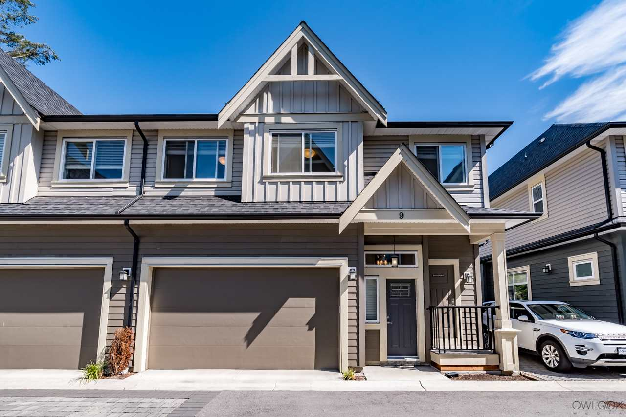 Townhouse at 9 6033 WILLIAMS ROAD, Unit 9, Richmond, British Columbia. Image 1
