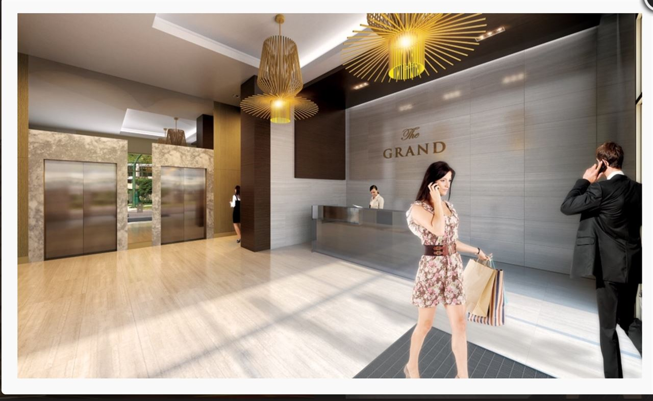 Condo Apartment at 509 5599 COONEY ROAD, Unit 509, Richmond, British Columbia. Image 3