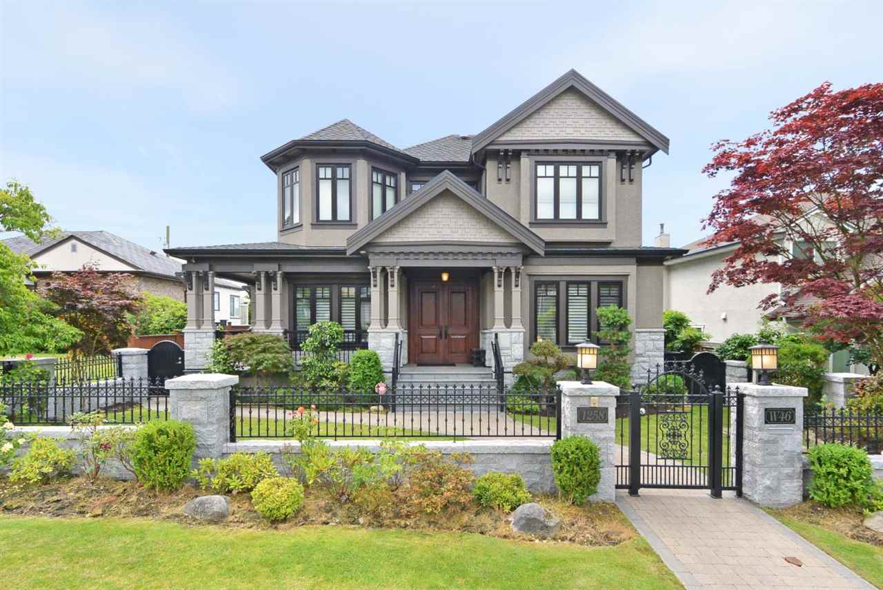 Detached at 1258 W 46TH AVENUE, Vancouver West, British Columbia. Image 1