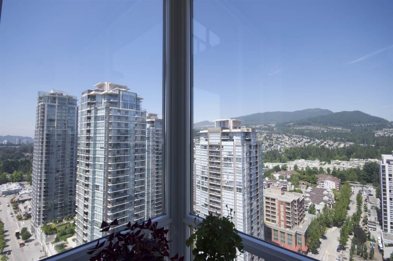 Condo Apartment at 2801 2980 ATLANTIC AVENUE, Unit 2801, Coquitlam, British Columbia. Image 2