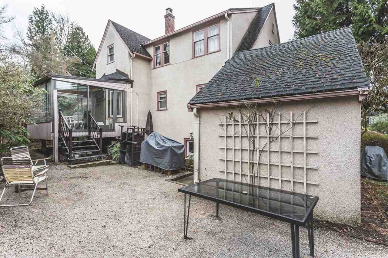 Detached at 5036 CYPRESS STREET, Vancouver West, British Columbia. Image 2