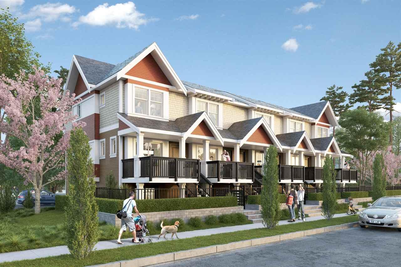 Townhouse at 33 32633 SIMON AVENUE, Unit 33, Abbotsford, British Columbia. Image 1