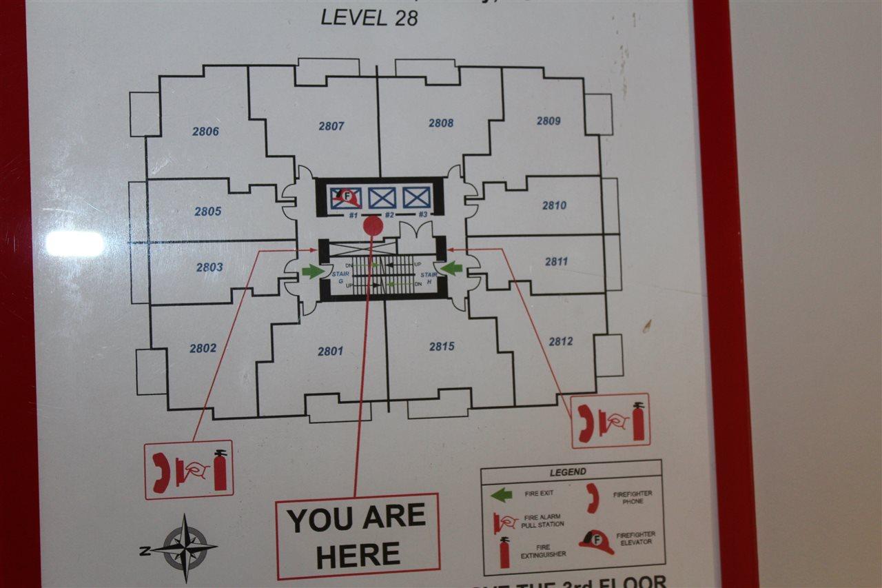 Condo Apartment at 2809 13325 102A AVENUE, Unit 2809, North Surrey, British Columbia. Image 19