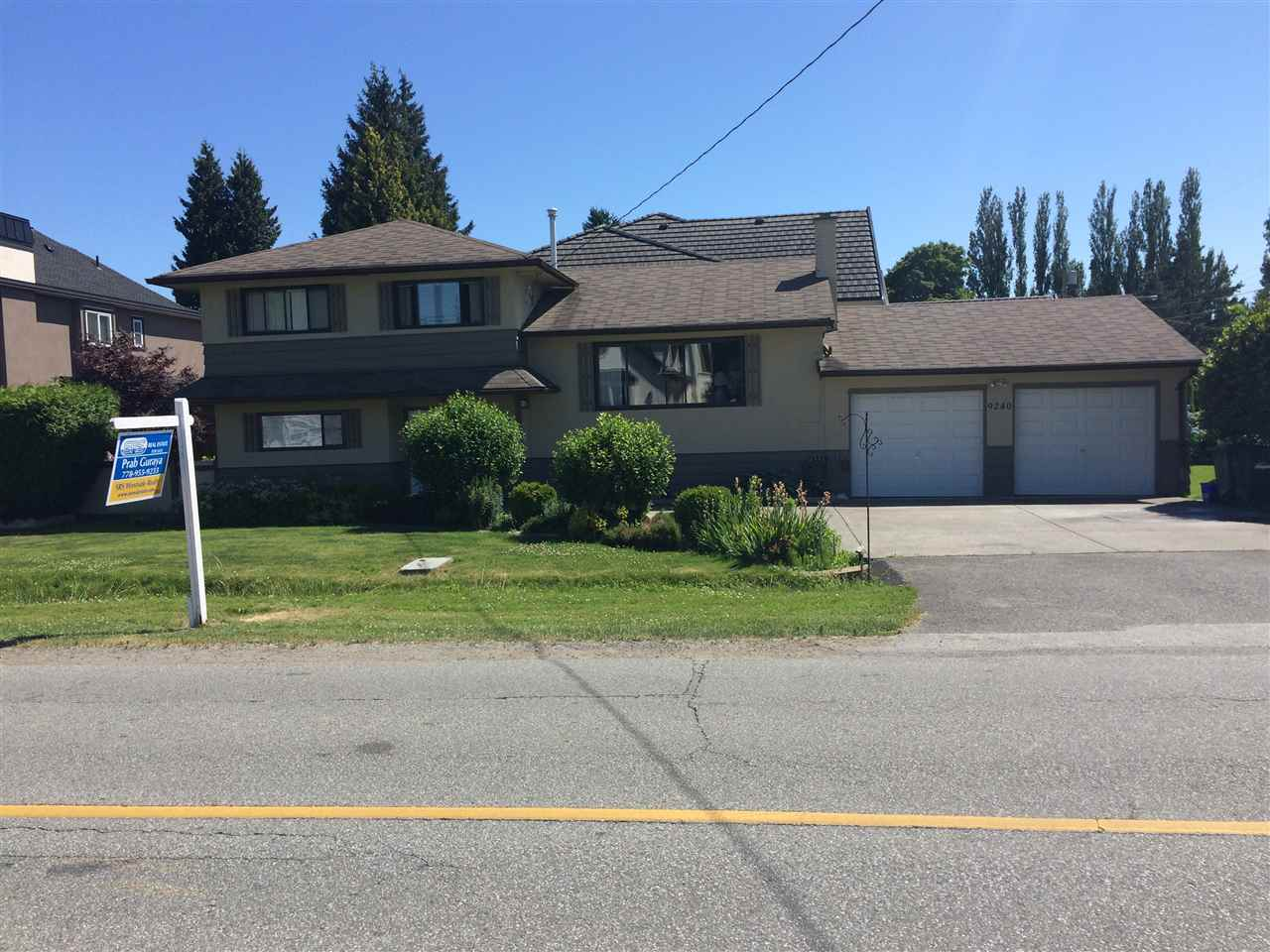 Detached at 9240 SAUNDERS ROAD, Richmond, British Columbia. Image 1