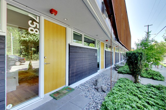 Townhouse at 758 W 6TH AVENUE, Vancouver West, British Columbia. Image 15