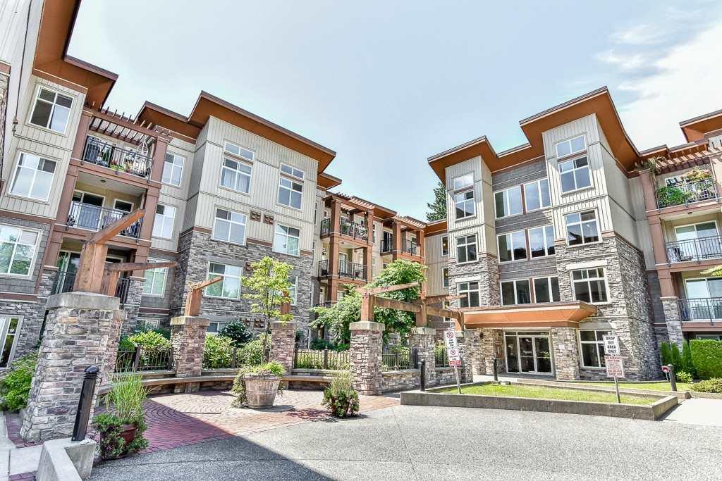 Condo Apartment at 308 10237 133 STREET, Unit 308, North Surrey, British Columbia. Image 1