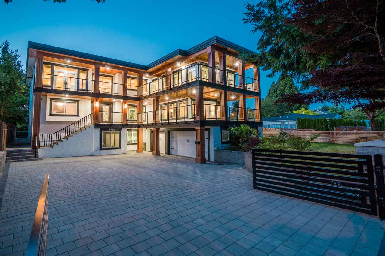 Detached at 13715 BLACKBURN AVENUE, South Surrey White Rock, British Columbia. Image 1