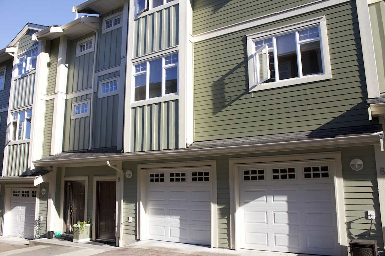 Townhouse at 9 2039 CLARKE STREET, Unit 9, Port Moody, British Columbia. Image 1