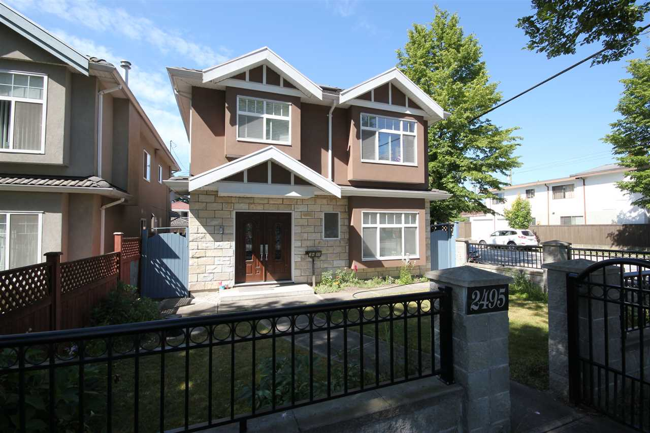 Detached at 2495 E 34TH AVENUE, Vancouver East, British Columbia. Image 6