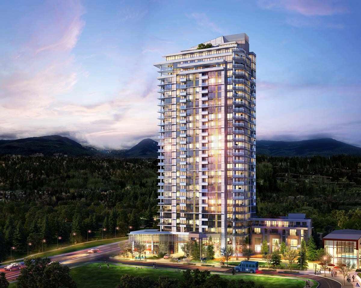 Condo Apartment at 2304 680 SEYLYNN CRESCENT, Unit 2304, North Vancouver, British Columbia. Image 1