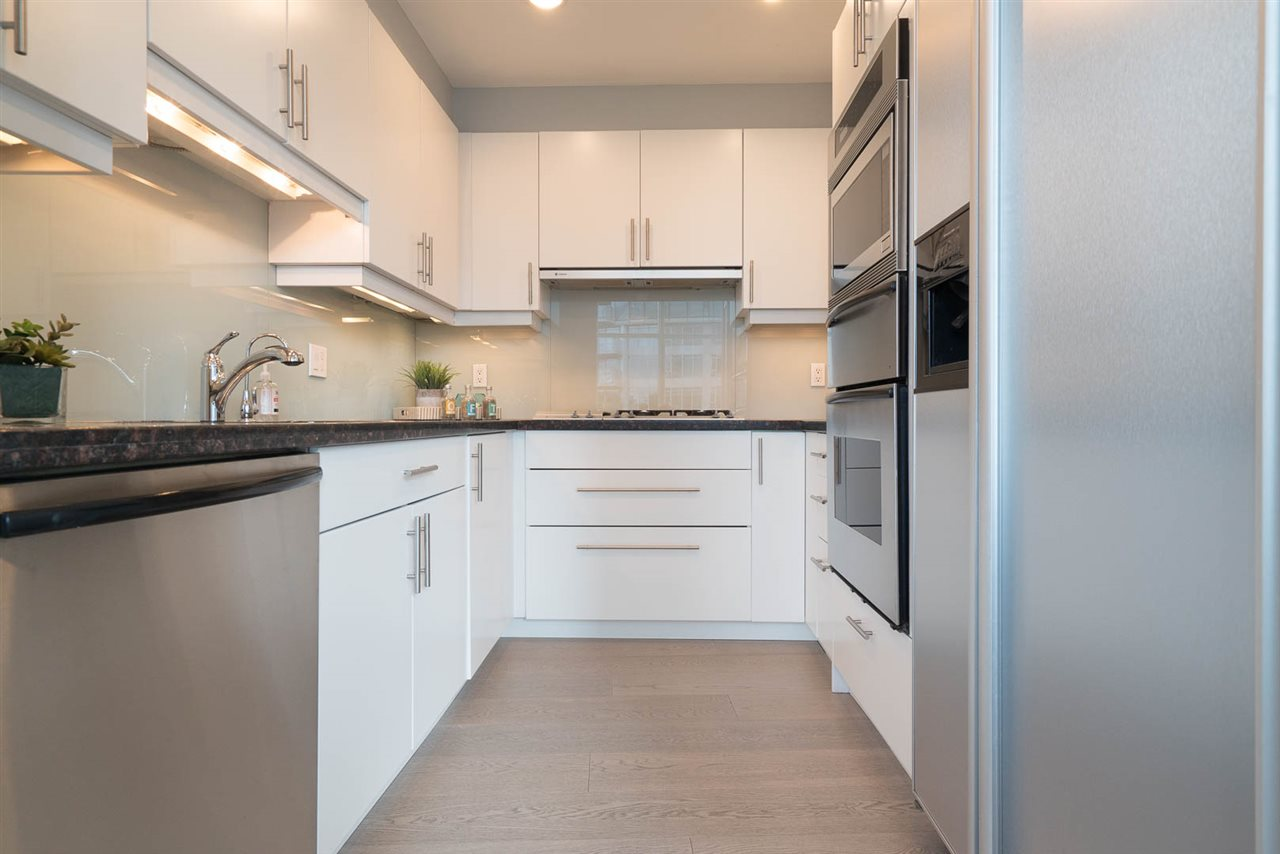 Condo Apartment at 201 1233 W CORDOVA STREET, Unit 201, Vancouver West, British Columbia. Image 4