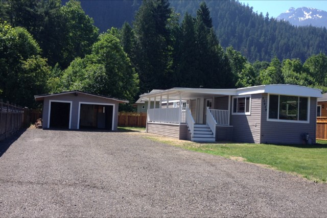 Detached at 1 63870 OLD YALE ROAD, Unit 1, Hope, British Columbia. Image 1