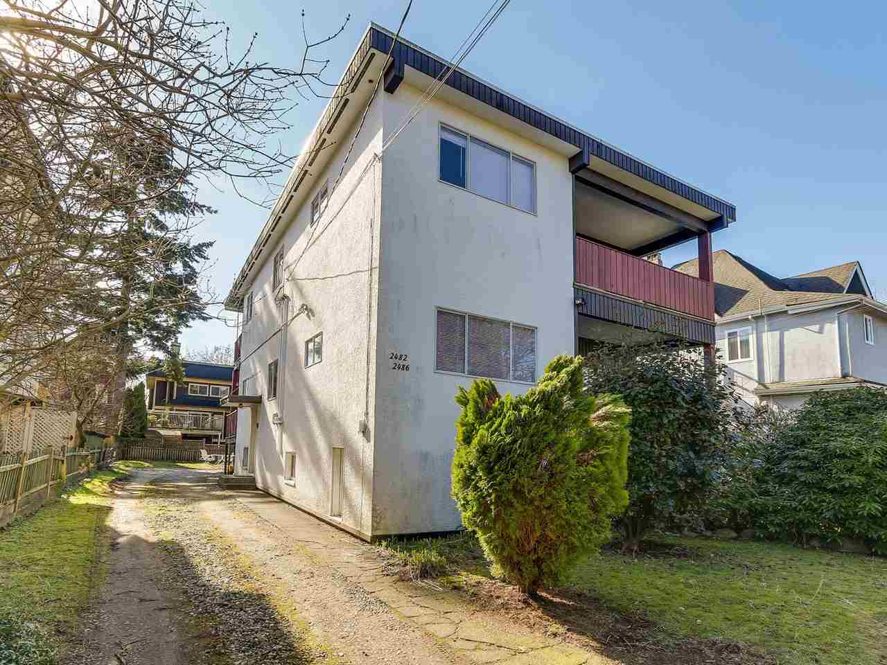 Detached at 2482 W 7TH AVENUE, Vancouver West, British Columbia. Image 1