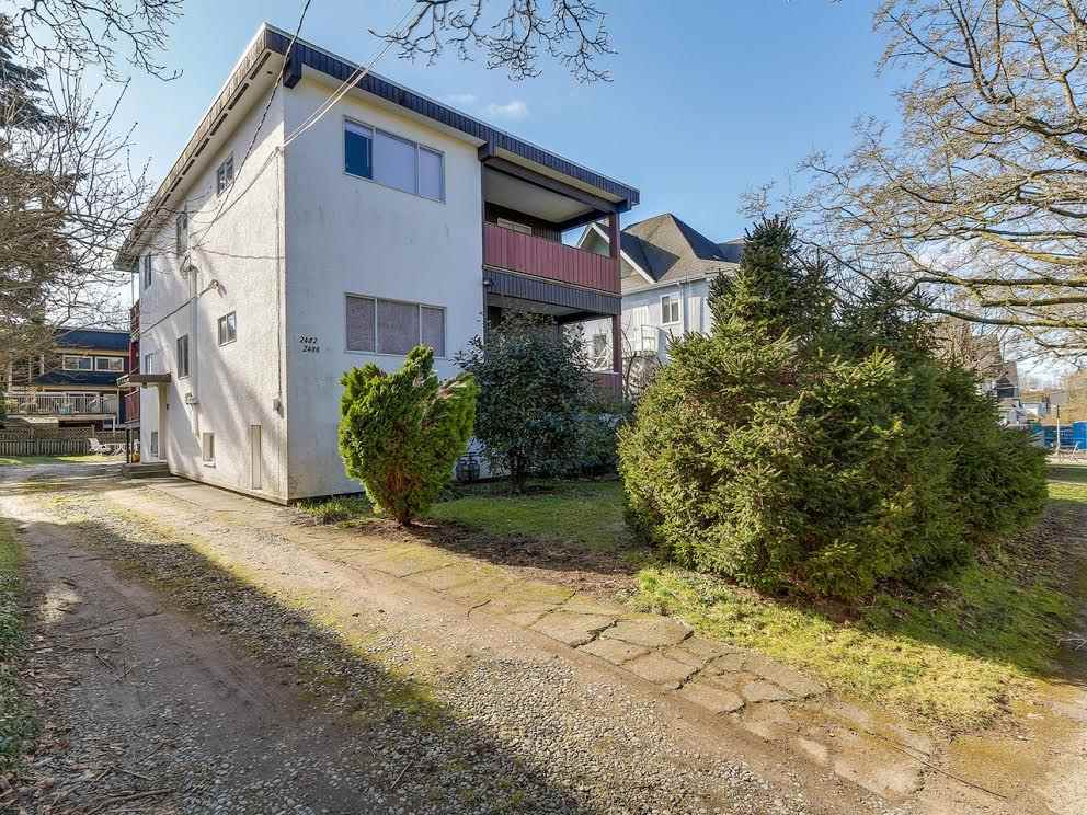 Detached at 2482 W 7TH AVENUE, Vancouver West, British Columbia. Image 2