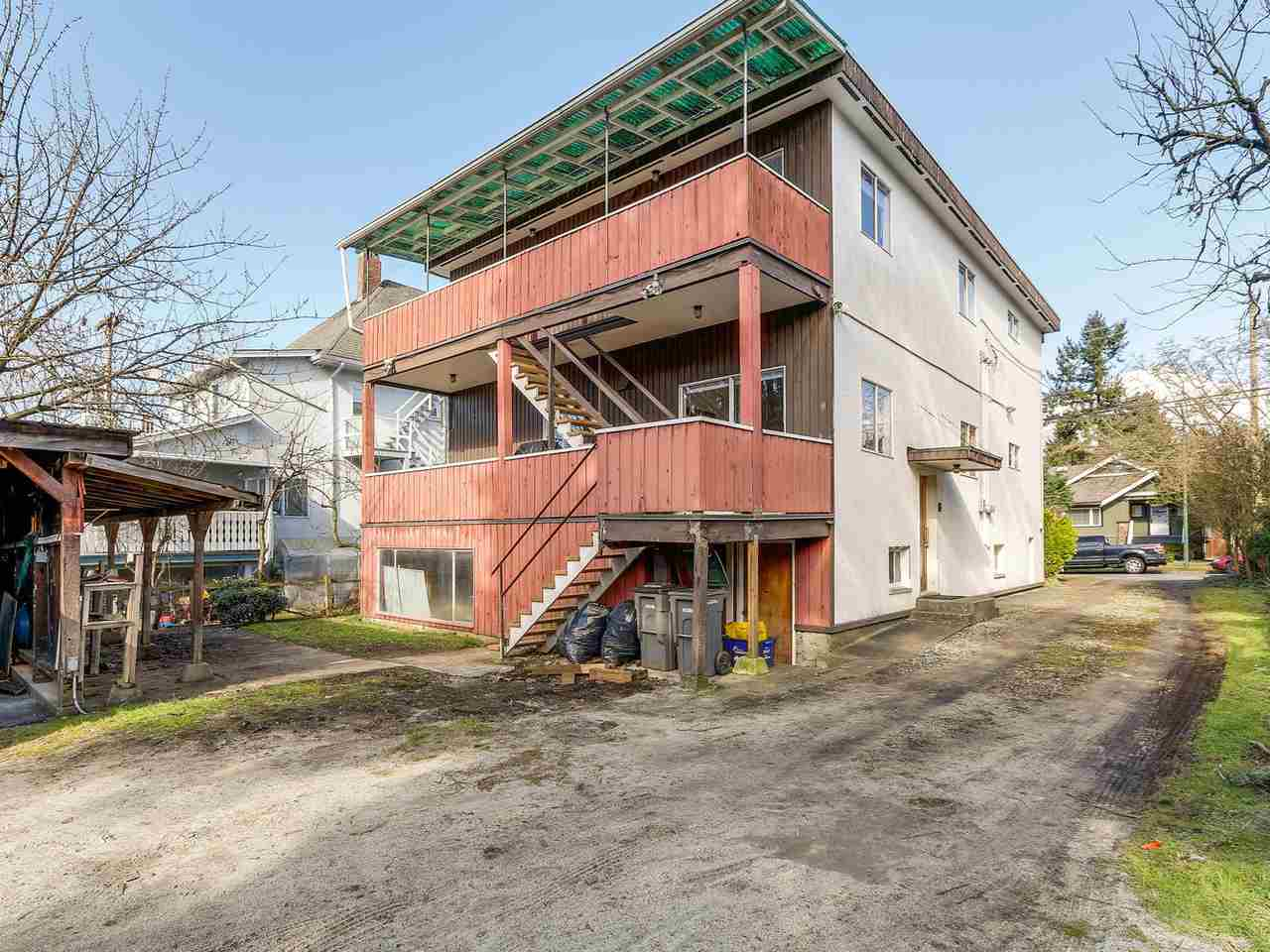 Detached at 2482 W 7TH AVENUE, Vancouver West, British Columbia. Image 3