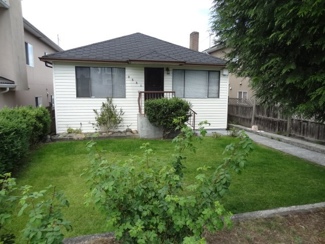 Detached at 3581 E 28TH AVENUE, Vancouver East, British Columbia. Image 1