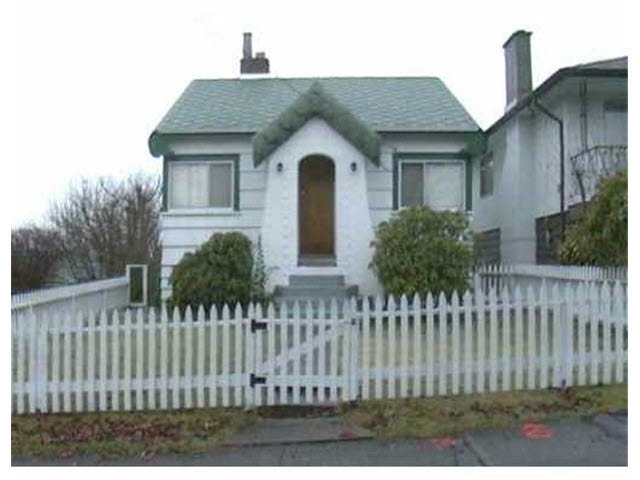 Detached at 5055 SPENCER STREET, Vancouver East, British Columbia. Image 1