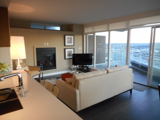 Condo Apartment at 3101 1372 SEYMOUR STREET, Unit 3101, Vancouver West, British Columbia. Image 11