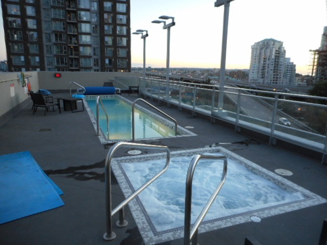 Condo Apartment at 3101 1372 SEYMOUR STREET, Unit 3101, Vancouver West, British Columbia. Image 14