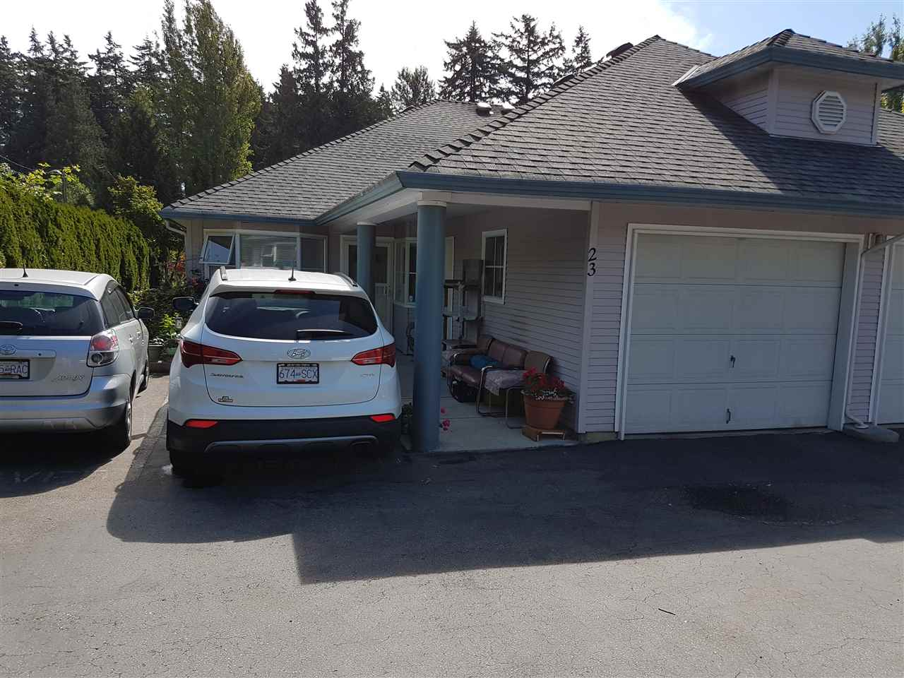 Townhouse at 23 9088 HOLT ROAD, Unit 23, Surrey, British Columbia. Image 2