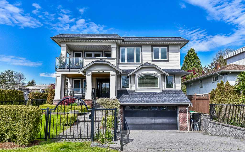Detached at 15341 ROYAL AVENUE, South Surrey White Rock, British Columbia. Image 1