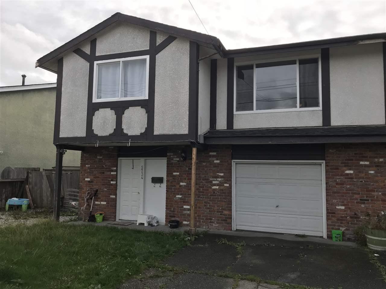 Half-duplex at 5734 GROVE AVENUE, Ladner, British Columbia. Image 1