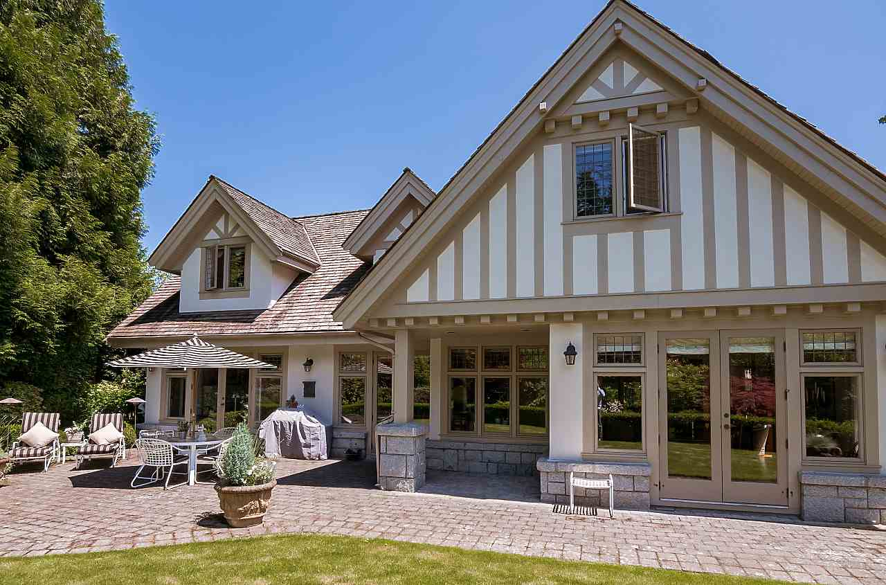 Detached at 1323 THE CRESCENT, Vancouver West, British Columbia. Image 3