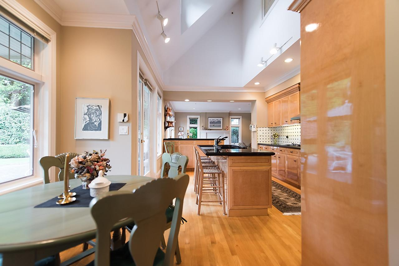 Detached at 1323 THE CRESCENT, Vancouver West, British Columbia. Image 9