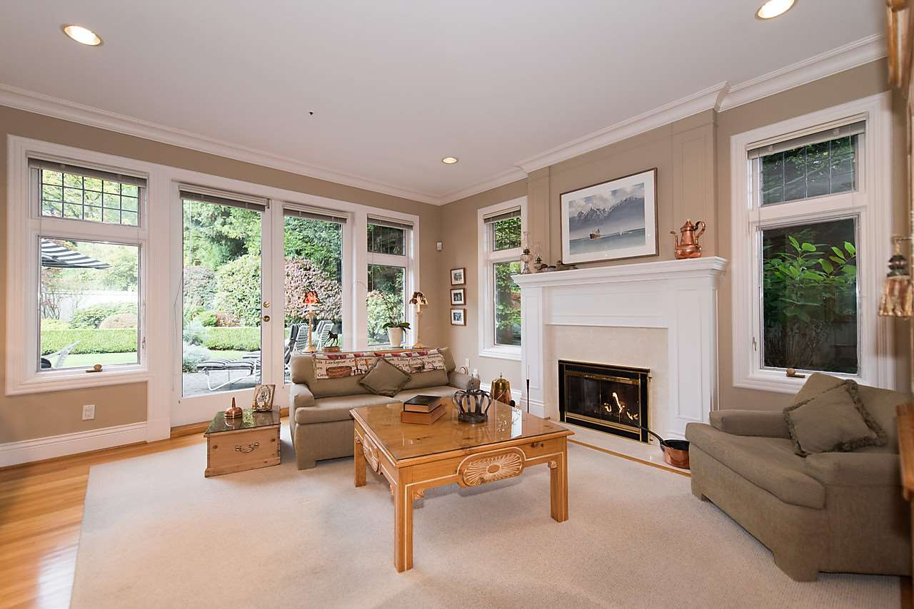 Detached at 1323 THE CRESCENT, Vancouver West, British Columbia. Image 11