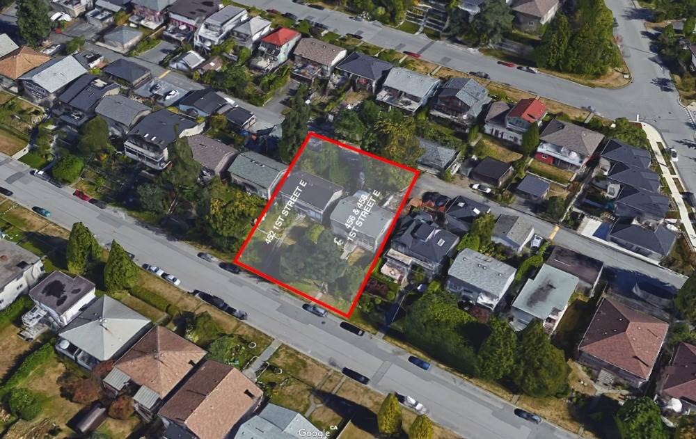 Half-duplex at 456 E 1ST STREET, North Vancouver, British Columbia. Image 20