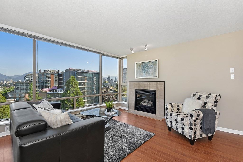 Condo Apartment at 602 1590 W 8TH AVENUE, Unit 602, Vancouver West, British Columbia. Image 2