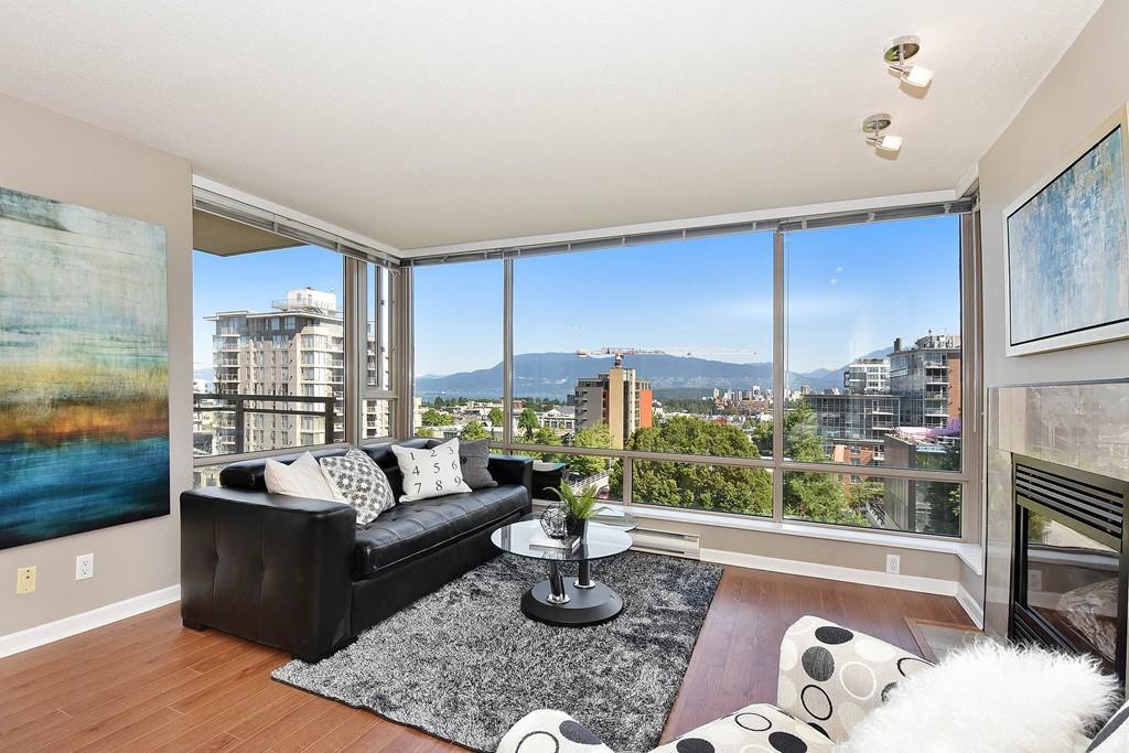 Condo Apartment at 602 1590 W 8TH AVENUE, Unit 602, Vancouver West, British Columbia. Image 3
