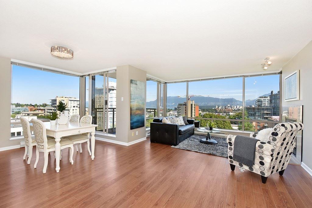 Condo Apartment at 602 1590 W 8TH AVENUE, Unit 602, Vancouver West, British Columbia. Image 4