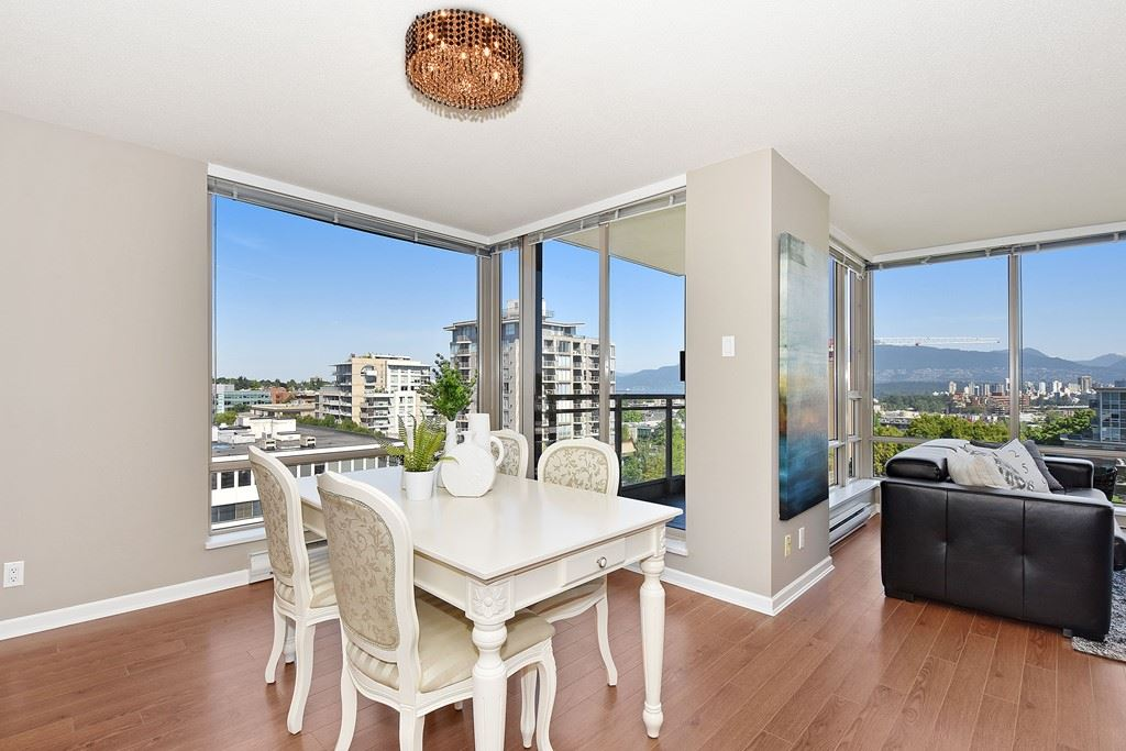 Condo Apartment at 602 1590 W 8TH AVENUE, Unit 602, Vancouver West, British Columbia. Image 8