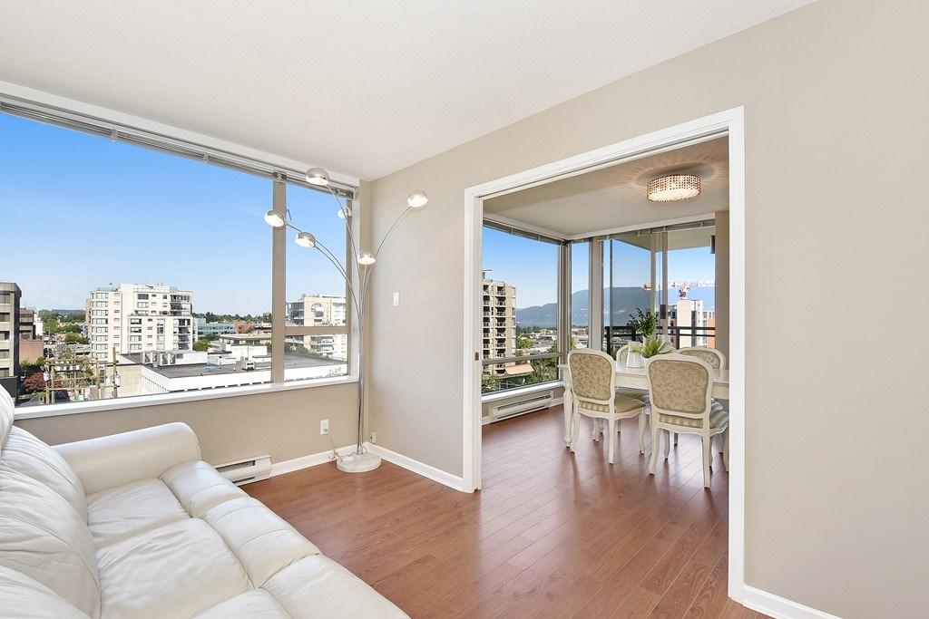 Condo Apartment at 602 1590 W 8TH AVENUE, Unit 602, Vancouver West, British Columbia. Image 11