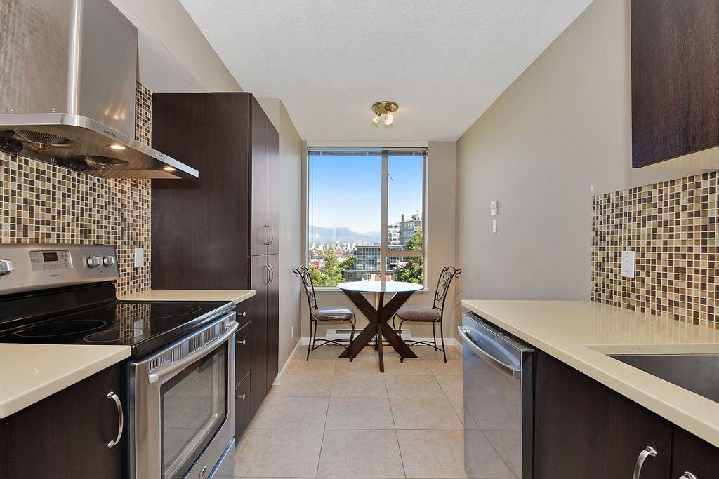 Condo Apartment at 602 1590 W 8TH AVENUE, Unit 602, Vancouver West, British Columbia. Image 13