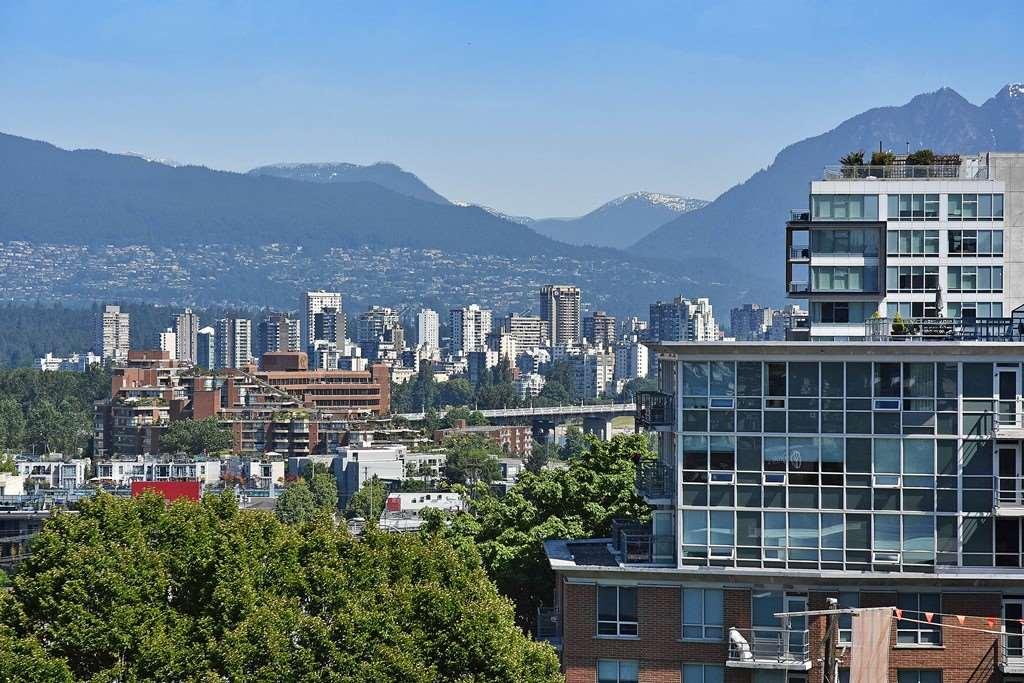 Condo Apartment at 602 1590 W 8TH AVENUE, Unit 602, Vancouver West, British Columbia. Image 19