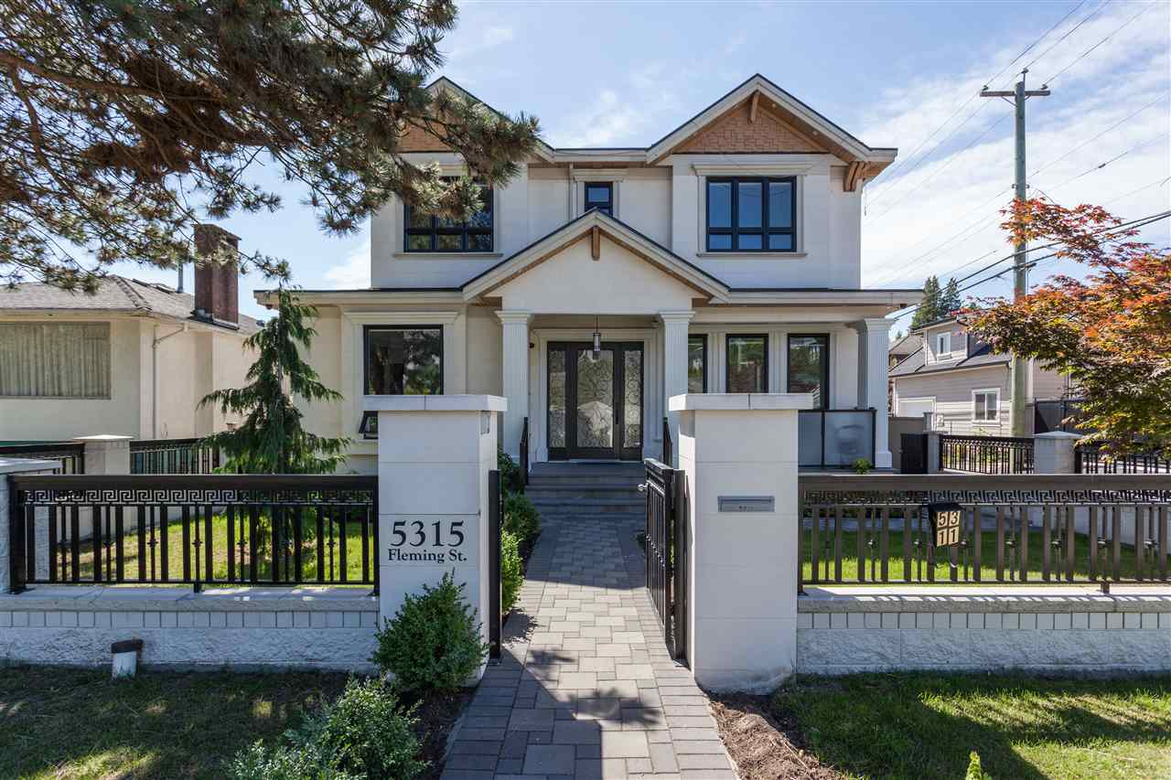 Detached at 5315 FLEMING STREET, Vancouver East, British Columbia. Image 1