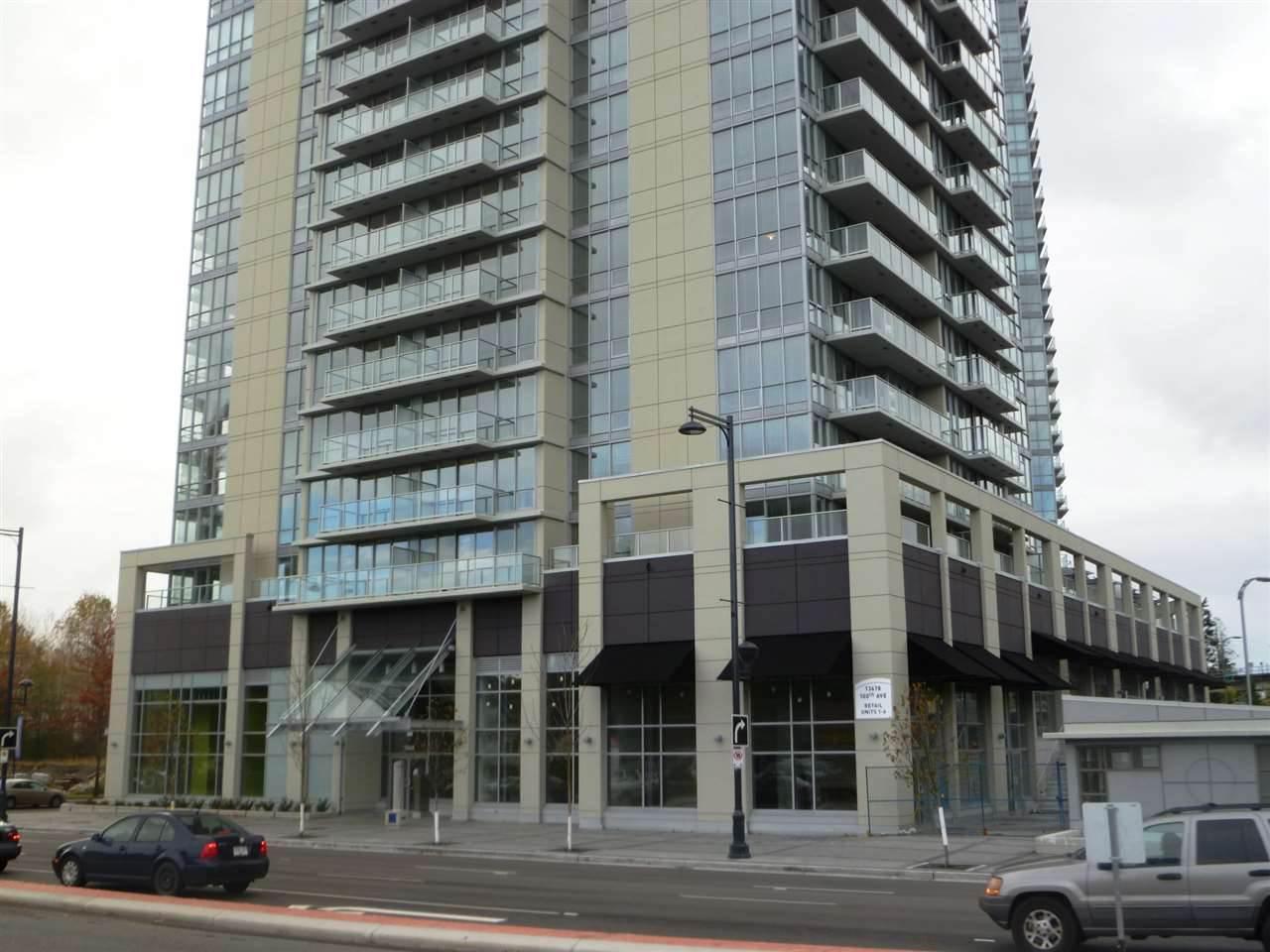 Condo Apartment at 908 13688 100 AVENUE, Unit 908, North Surrey, British Columbia. Image 1