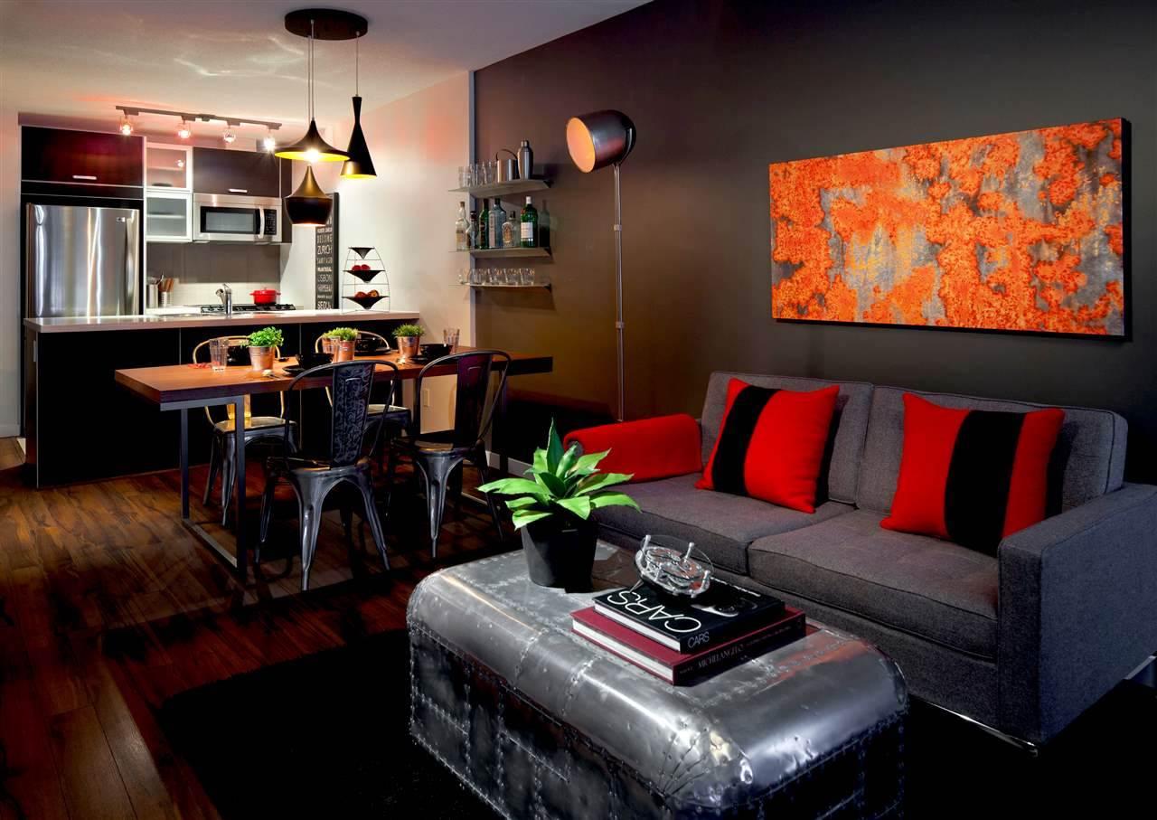 Condo Apartment at 908 13688 100 AVENUE, Unit 908, North Surrey, British Columbia. Image 3
