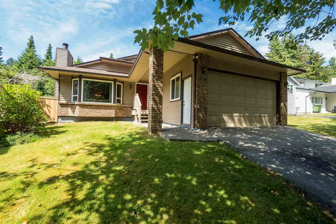 Detached at 3336 MANNING CRESCENT, North Vancouver, British Columbia. Image 1