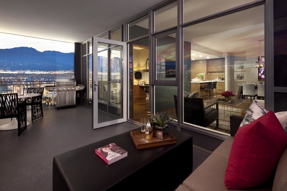 Condo Apartment at 1202 4360 BERESFORD STREET, Unit 1202, Burnaby South, British Columbia. Image 2