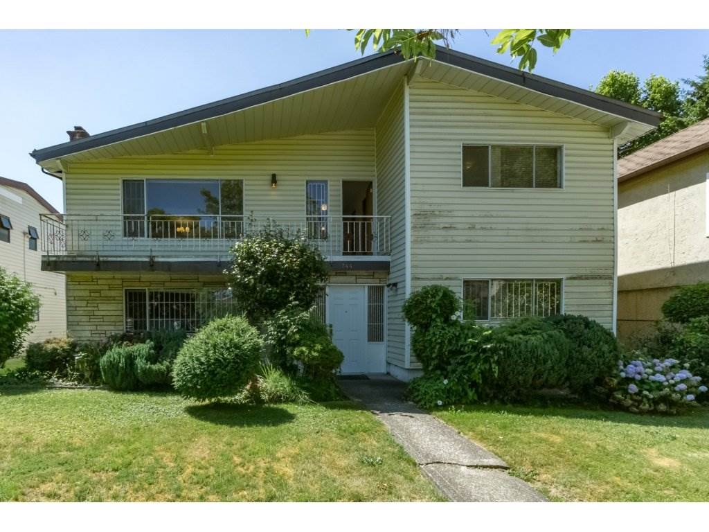Detached at 744 E 19TH AVENUE, Vancouver East, British Columbia. Image 1
