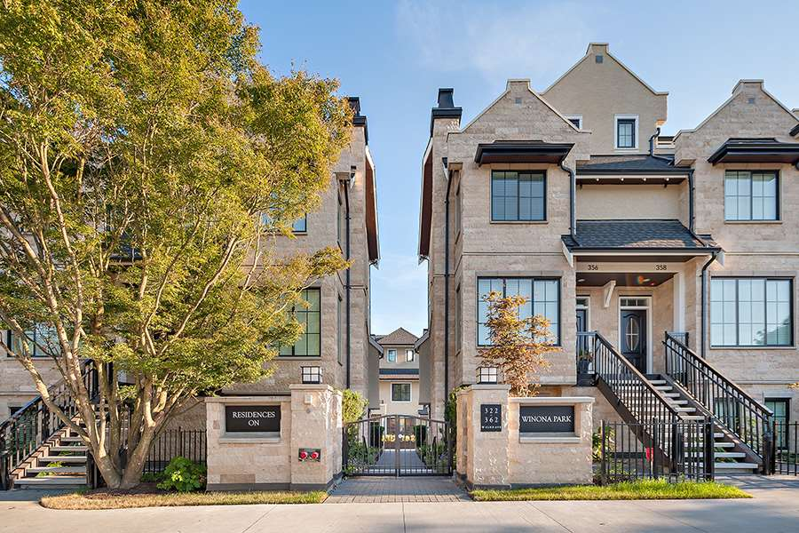 Townhouse at 340 W 62ND AVENUE, Vancouver West, British Columbia. Image 1