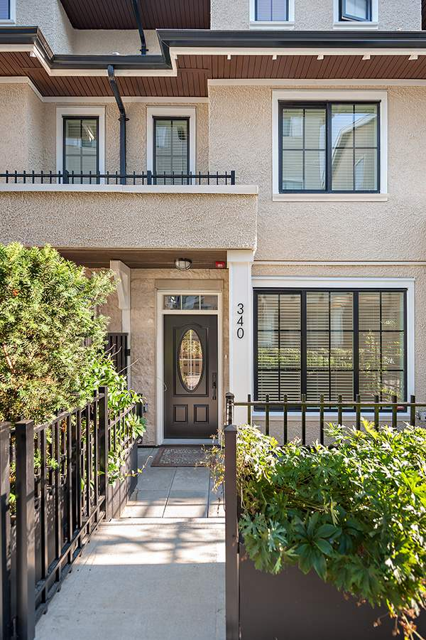 Townhouse at 340 W 62ND AVENUE, Vancouver West, British Columbia. Image 3