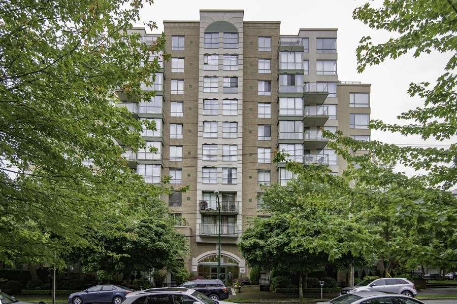 Condo Apartment at 707 2288 PINE STREET, Unit 707, Vancouver West, British Columbia. Image 1