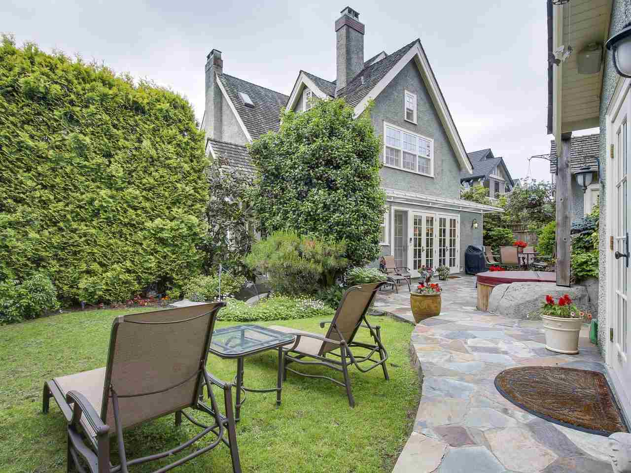 Detached at 4490 PINE CRESCENT, Vancouver West, British Columbia. Image 2