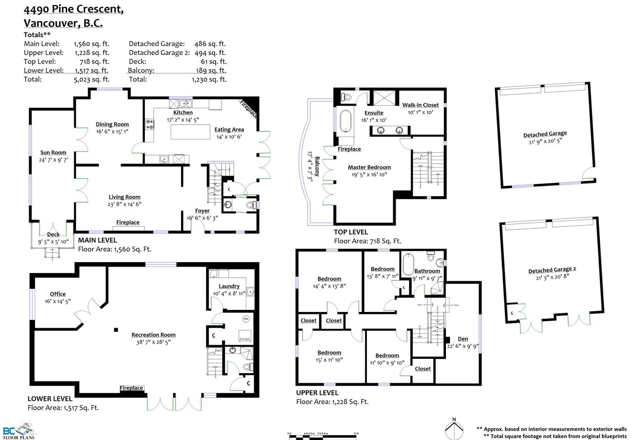 Detached at 4490 PINE CRESCENT, Vancouver West, British Columbia. Image 20