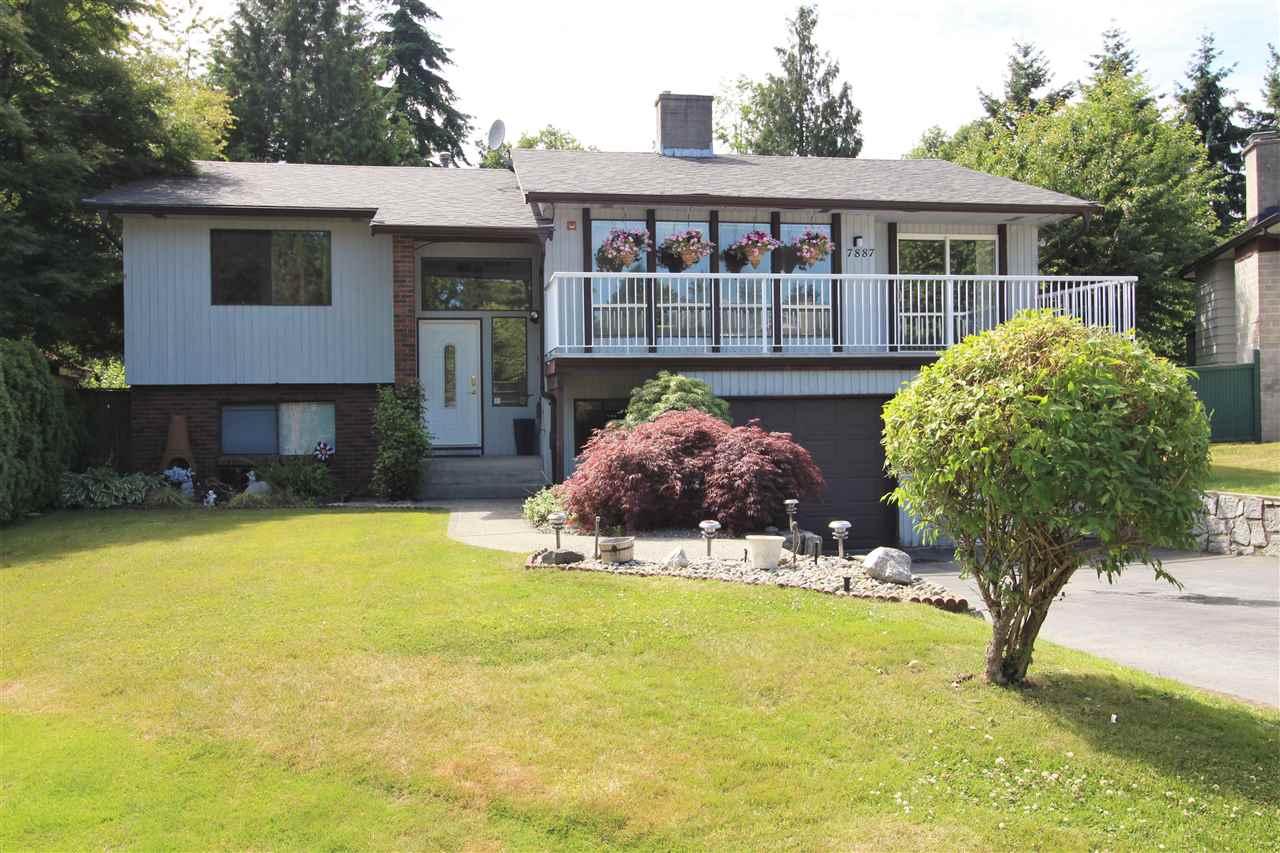 Detached at 7887 114A STREET, N. Delta, British Columbia. Image 1