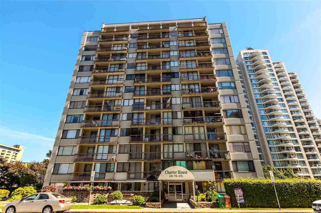 Condo Apartment at 1202 620 SEVENTH AVENUE, Unit 1202, New Westminster, British Columbia. Image 2